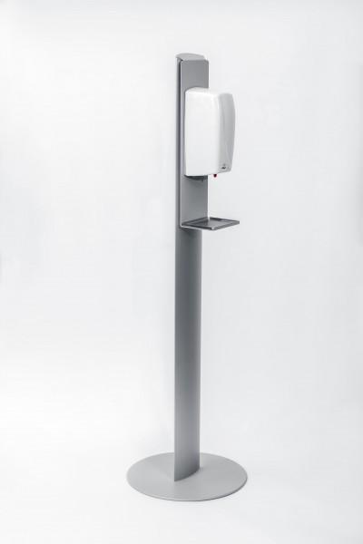 Sensor Desinfketionsspender Station Aluminium